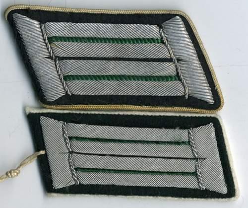 Collar Tab Opinion