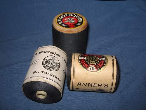 Original WWII German thread