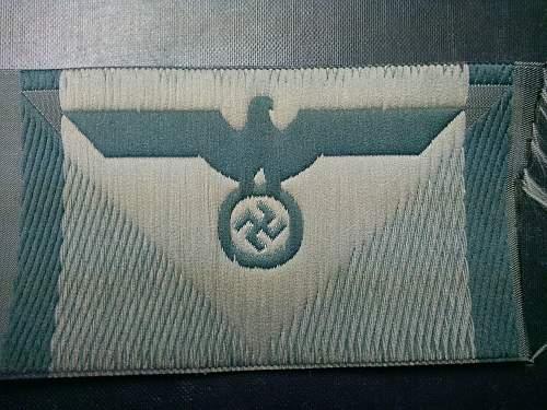 Breast Eagle?