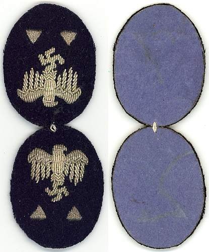 Help to identify badges