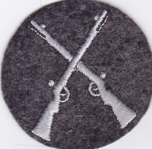 Different patches