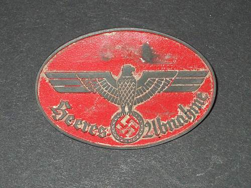 Anyone know what this badge is