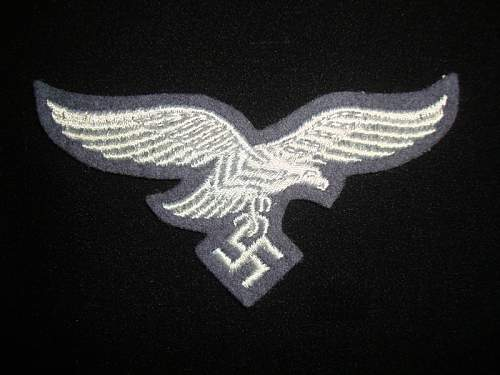 Luftwaffe EM/NCO Breast Eagle