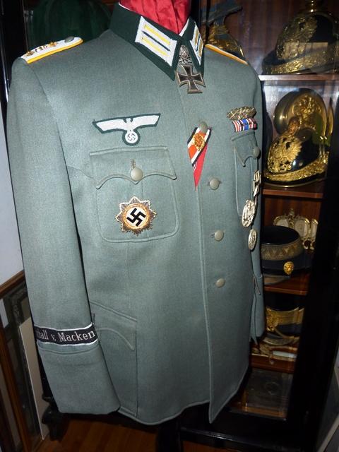 Rittmeister Of 5th Cavalry Regiment Feldmarschall Von
