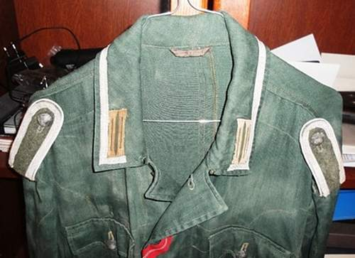 Is it an original drillich tunic?
