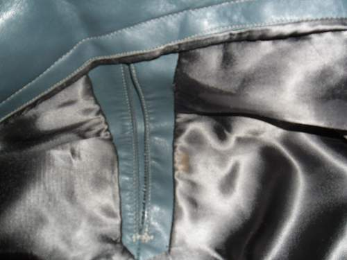Need help with leather  jacket identification