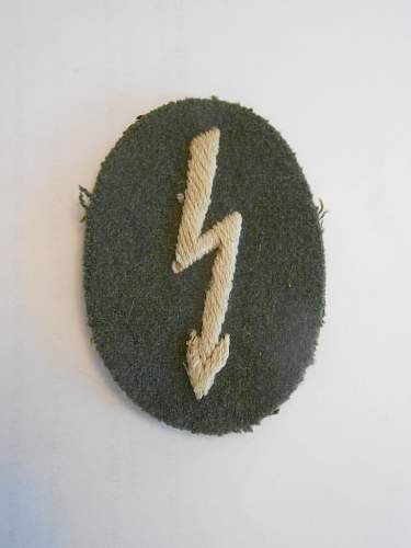The lowly Infantry signal Blitz