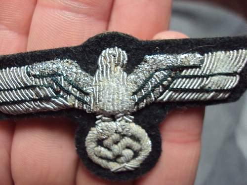 Army eagle bullion