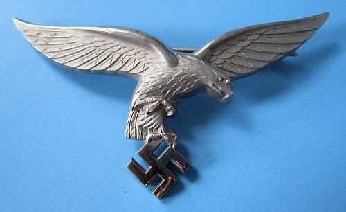 Luftwaffe Summer Tunic