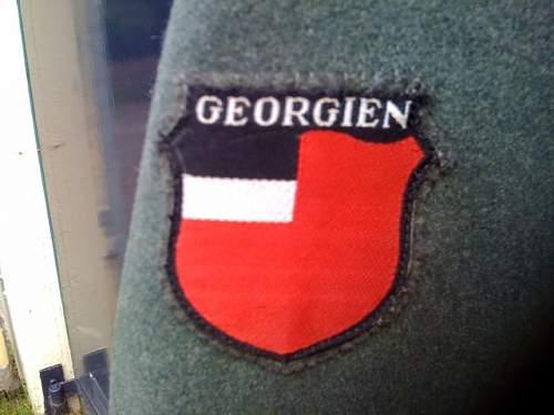 Georgian Volunteer