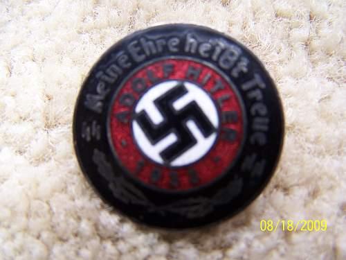 Enamel Badges