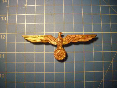 Question regarding repair of Breast Eagle