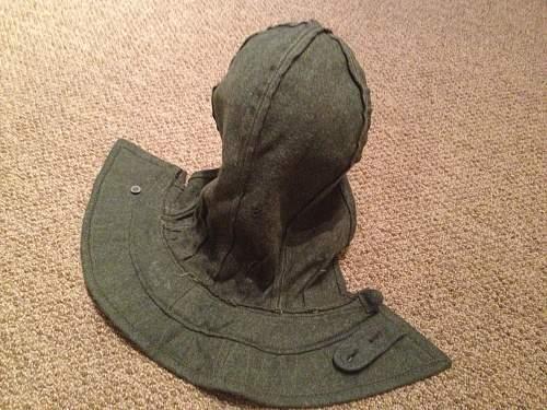 Mantel / Coat Hood / Cape for Review