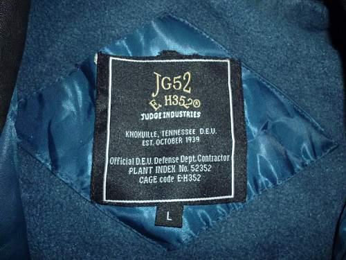 JG52 Bomber Jacket
