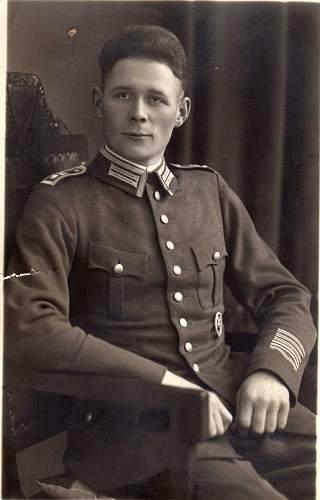help needed to identify rank pre nazi German army