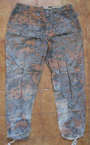 German trousers... But which period?