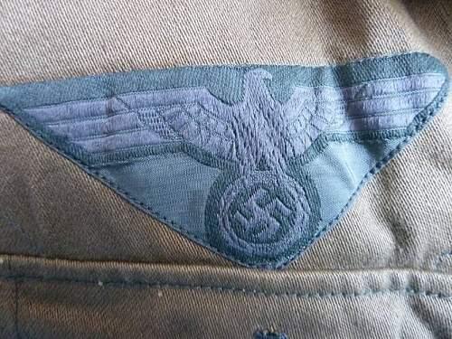 DAK tunic