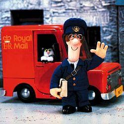 The continueing saga of the visiting Mailman!