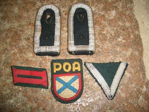 Poa - patch