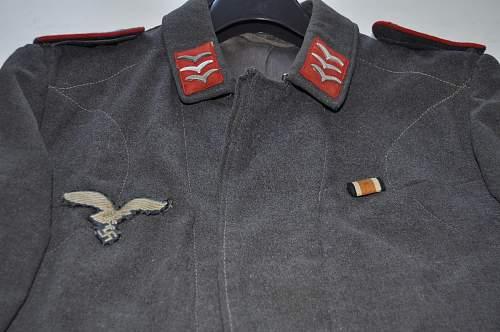 Luftwaffe Flak Tunic