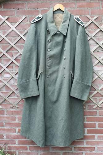 Heer greatcoat M36 or M40?