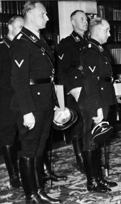 original or fake NAZI insignias, badgets