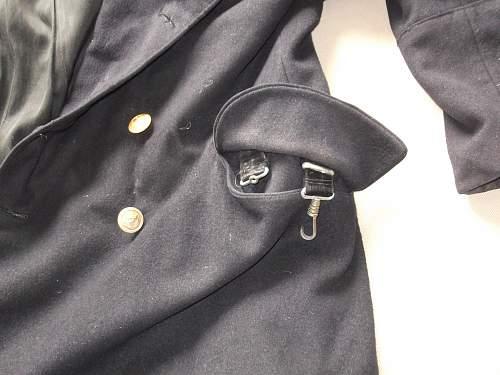 Kriegsmarine coat