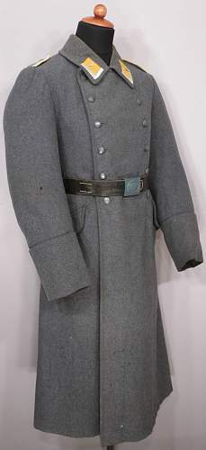 Luftwaffe unteroffizier Mantel