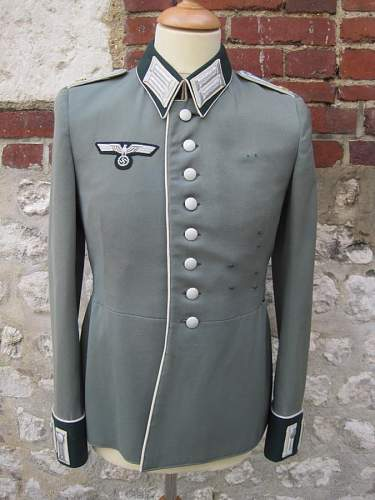 Infantry Waffenrock