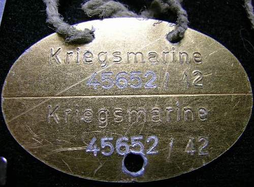 Is this dog tag genuine?
