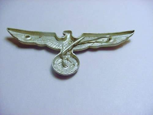 Cap eagle pin ORIGINAL or FAKE?