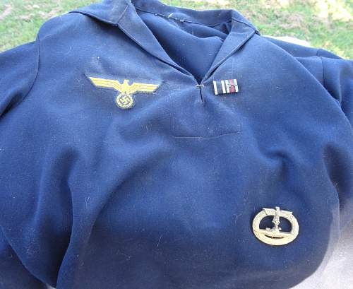 KM Jumper with Badges