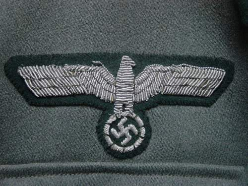Click image for larger version.  Name:Heer Officers breast eagle..jpg Views:114 Size:146.6 KB ID:56364