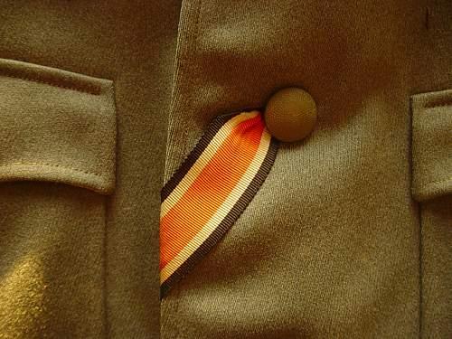 Heer Infanterie Officers Feldbluse.