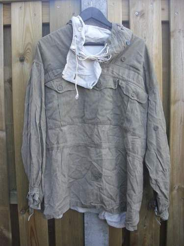 First glance of a gebirgsjager jacket
