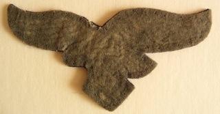 Luftwaffe Chest Eagle