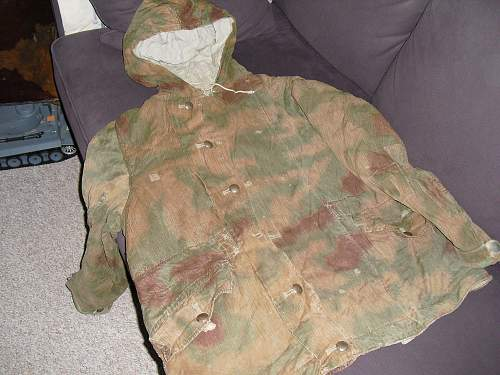 Sumpftarn Hood Gloves Jacket and 2 Trousers