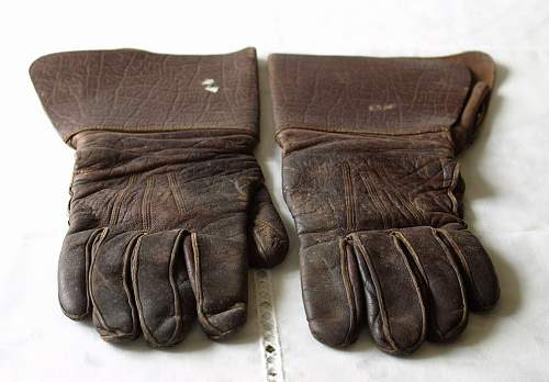 LW summer leather gloves