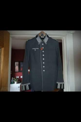 ID on uniform