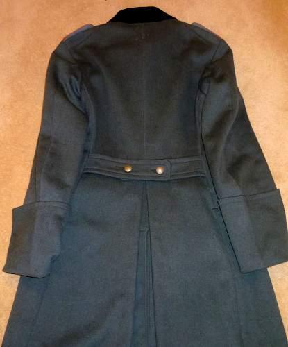 Anyone like to see some German uniform items?
