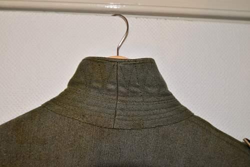 Originality of two tunics and pants?
