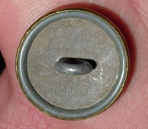 Recycled button