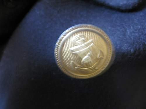 Kriegsmarine Greatcoat