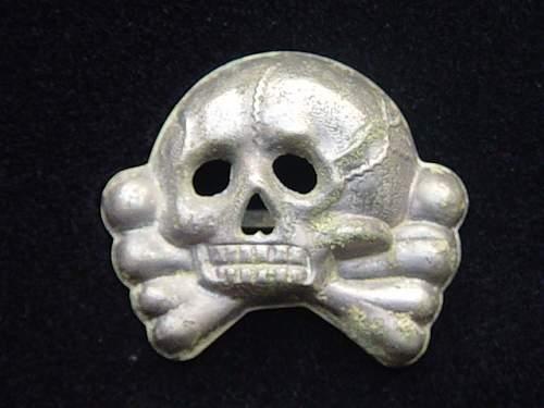 Traditions cap skull from the Berlin hoard