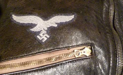 Anyone like to see some German uniform items?
