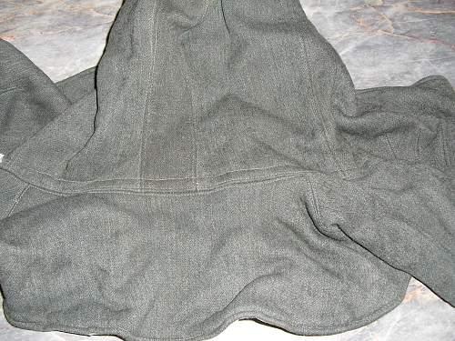 Sumpftarn Hood & Grey to white Hood.