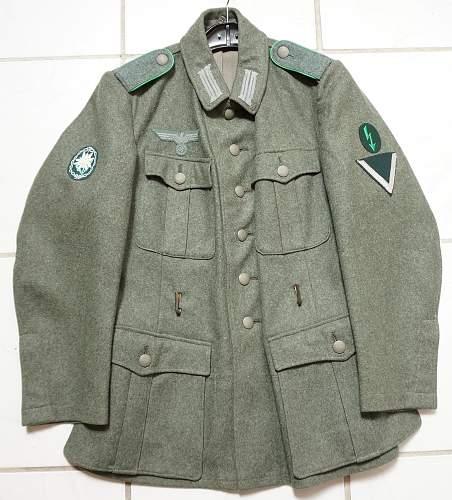 M41 mountain trooper tunic - opinions please!