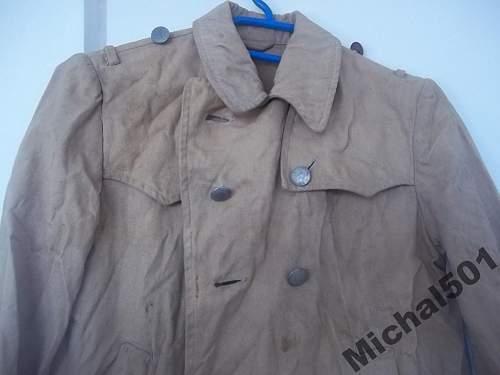 German motorcycle jacket?
