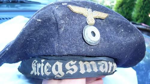 KM donald duck cap - Mannschaftsmutze - need opinion