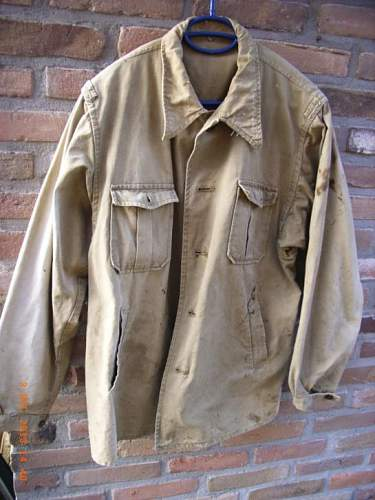 German jacket afrikacorps org totd ?